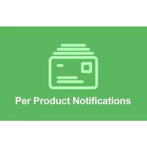 دانلود افزونه Per Product Notifications